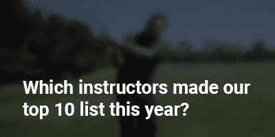which instructors made our top 10 list this year?