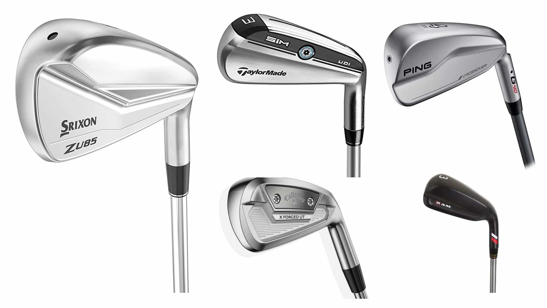 The 5 Best Driving Irons For The 2021 Season - Golfer Logic
