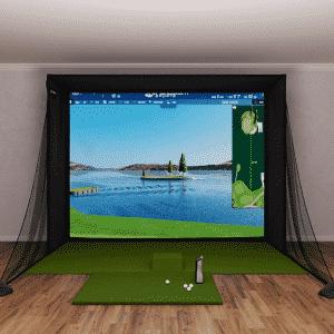 GCQuad simulator setup